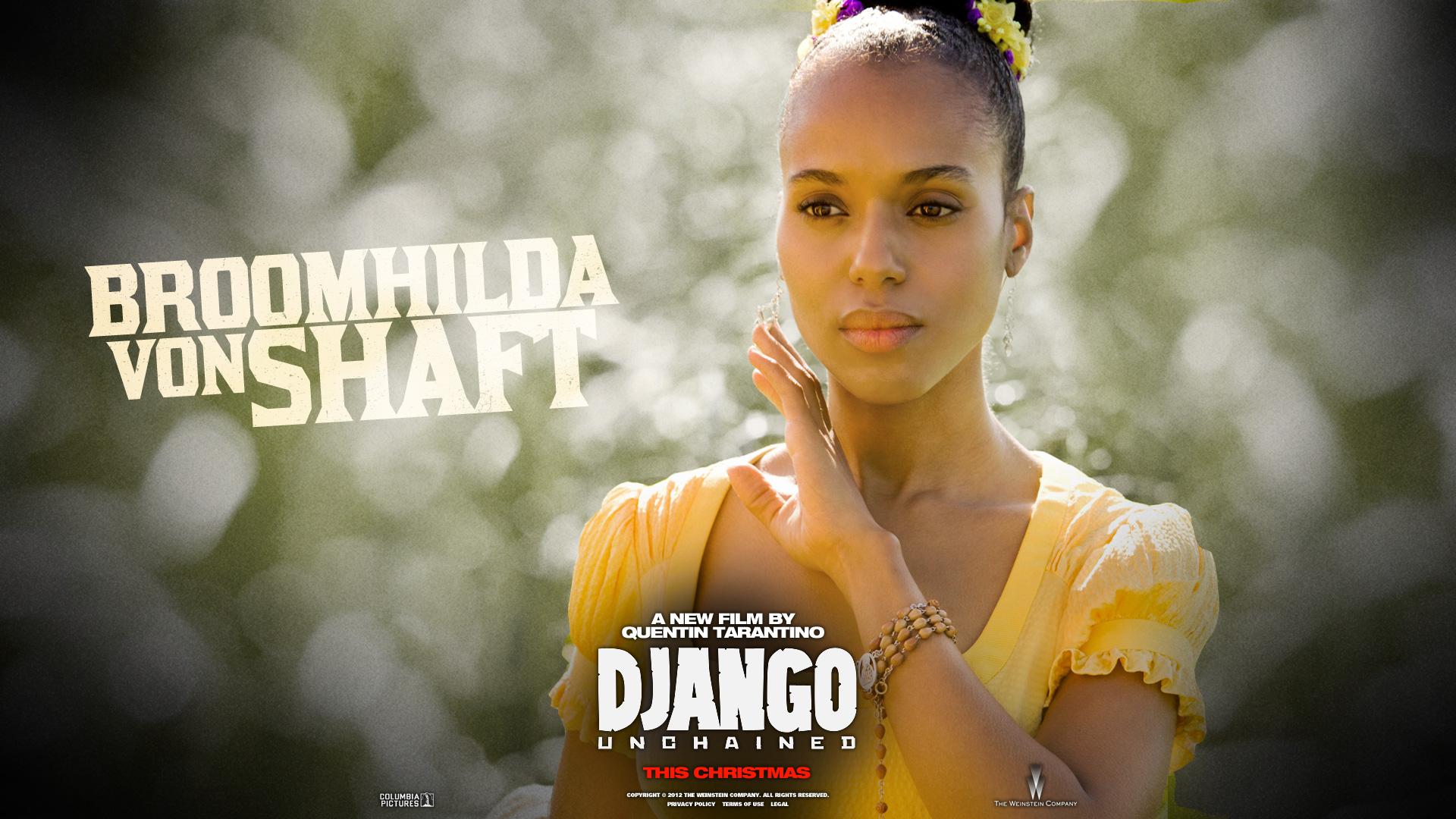 «Django Unchained»-Star Kerry Washington in Romanze
