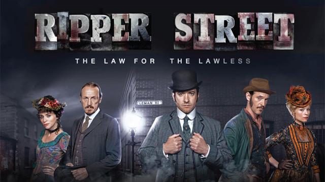 SerienCouch #228: Ripper Street