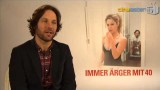 INTERVIEW MIT PAUL RUDD – IMMER ÄRGER MIT 40 / THIS IS 40