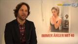 INTERVIEW MIT PAUL RUDD – IMMER ÄRGER MIT 40 / THIS IS 40