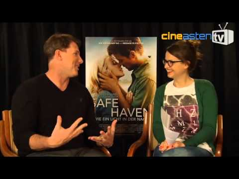 Safe Haven Interview with Nicholas Sparks