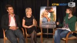 """Safe Haven"" Interview with Josh Duhamel & Julianne Hough"