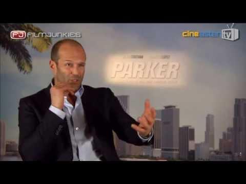 PARKER – INTERVIEW MIT JASON STATHAM