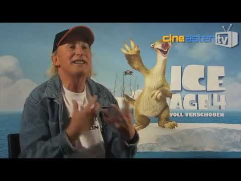 ICE AGE 4 INTERVIEW mit SID (Otto Waalkes)