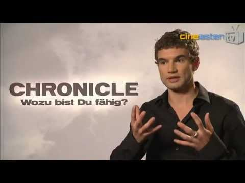 CHRONICLE – CINEASTEN.TV INTERVIEW MIT ALEX RUSSELL