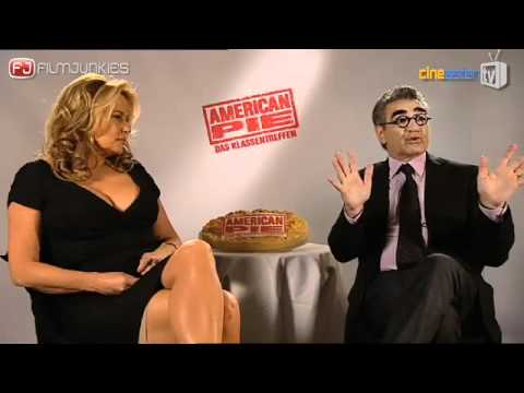 AMERICAN PIE – INTERVIEW MIT JENNIFER COOLIDGE & EUGENE LEVY
