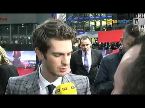 THE AMAZING SPIDER-MAN – Cineasten.TV bei der Berlin-Premiere