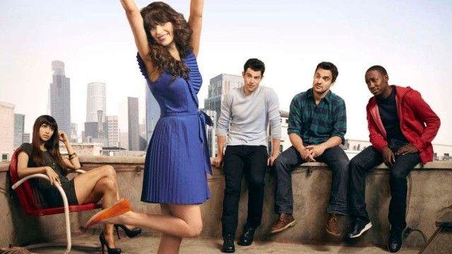 Was twittern die Stars? – New Girl