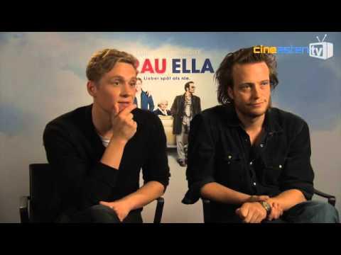 """""""FRAU ELLA"""": INTERVIEW MIT MATTHIAS SCHWEIGHÖFER & AUGUST DIEHL"""