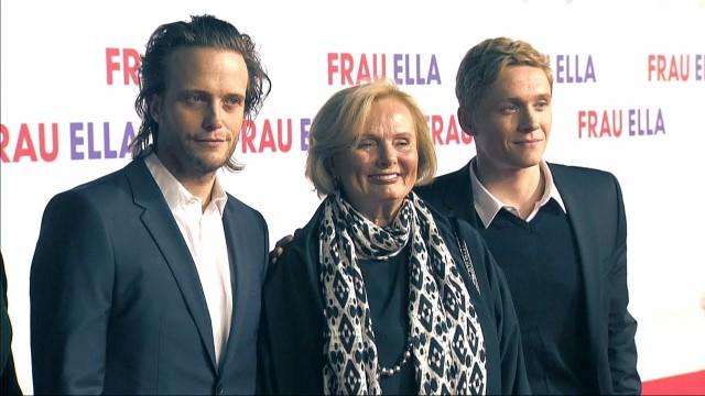 FRAU ELLA – Premiere in Berlin