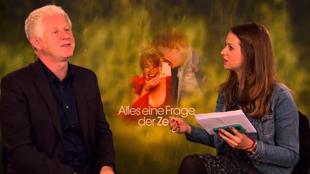 """Richard Curtis Interview zu """"Alles eine Frage der Zeit"""""""