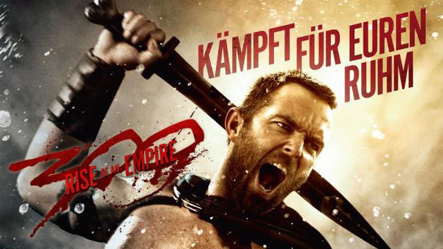 300: RISE OF AN EMPIRE – ab 6.3.14 im Kino