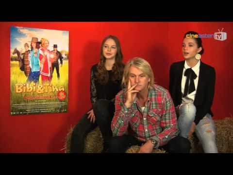 BIBI & TINA: VOLL VERHEXT! Interviews