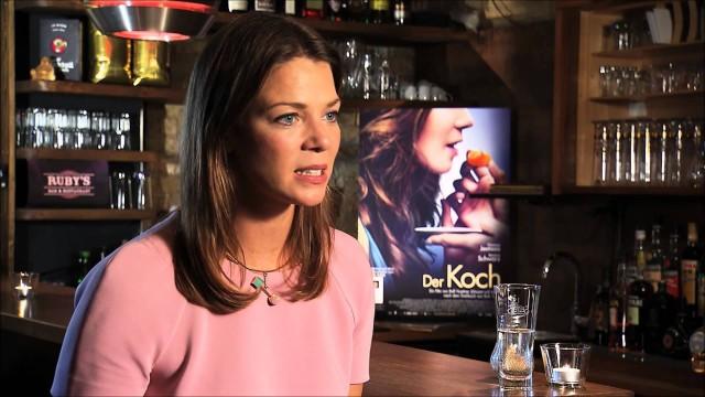 """Interview mit Jessica Schwarz zum Film """"Der Koch"""""""