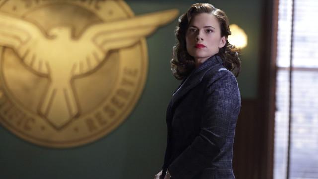 """""""Marvel's Agent Carter"""": Interview mit Hayley Atwell während der ABC Studio Tour in London"""