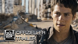 "REVIEW: ""Maze Runner – Die Auserwählten in der Brandwüste"" (Kinostart: 24. September 2015)"