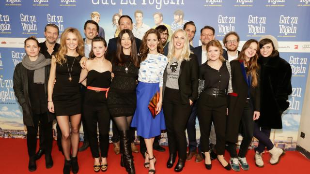 GUT ZU VÖGELN Weltpremiere in Berlin gefeiert