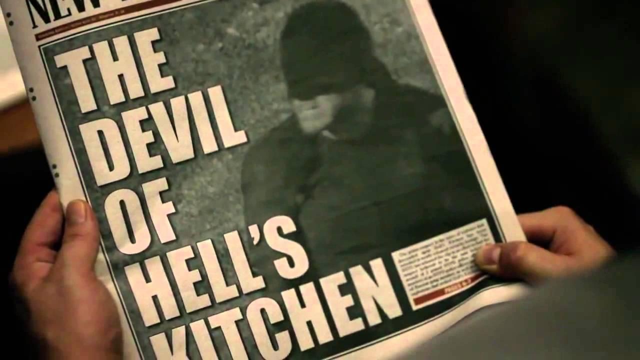 """2. STAFFEL VON """"MARVEL'S DAREDEVIL"""": ERSTE FOTOS!"""