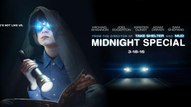 """REVIEW: """"MIDNIGHT SPECIAL""""  (Kinostart: 18.02.2016)"""