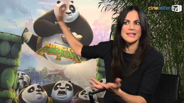 KUNG FU PANDA 3 Interview mit Bettina Zimmermann