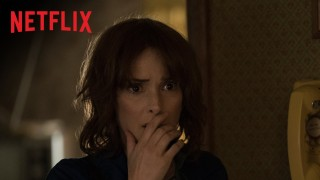 STRANGER THINGS: WINONA RYDER FEATURETTE