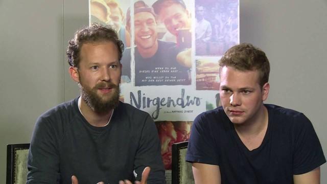 """""""NIRGENDWO""""-Interview mit Matthias Starte und Ben Münchow"""
