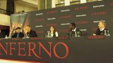 INFERNO: Tom Hanks, Dan Brown, Omar Sy, Felicity Jones und Ron Howard in Berlin