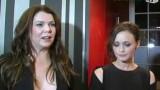 Gilmore Girls: A year in the life. Interviews mit Lauren Graham & Alexis Bledel