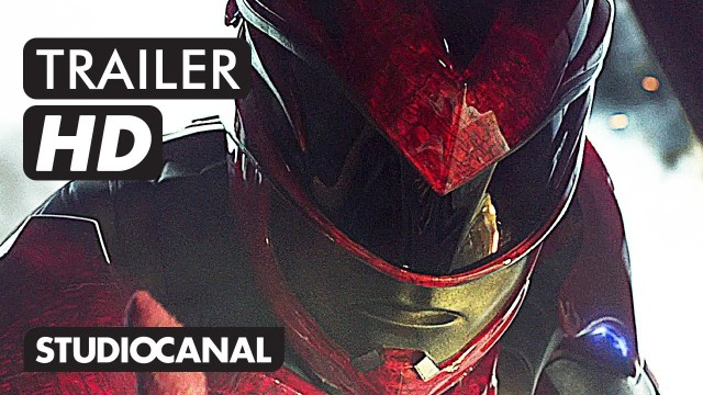 TRAILER: POWER RANGERS (ab 23.März im Kino)