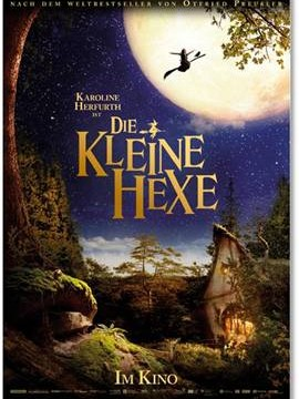 """Die Kleine Hexe"": Zauberhaftes Teaser-Poster"
