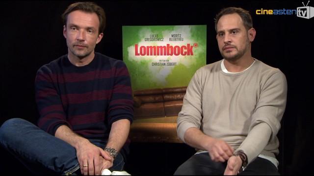 """LOMMBOCK"": Interview mit Lucas Gregorowicz & Moritz Bleibtreu (Kinostart: 23. März 2017)"