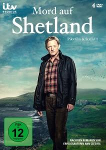 DVD-Cover Mord Auf Shetland 1
