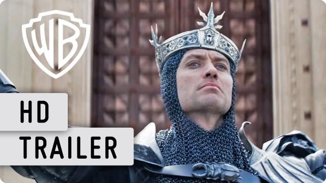 """REVIEW """"KING ARTHUR: LEGEND OF THE SWORD"""" (Kinostart 11. Mai 2017)"""
