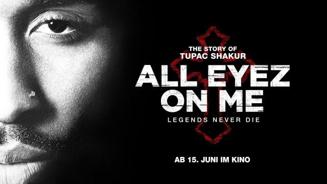 ALL EYEZ ON ME:Tupac – Inspiration, Dichter, Legende (Kinostart: 15. Juni 2017)