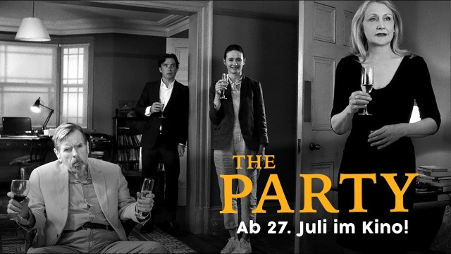 "REVIEW: ""THE PARTY"" (Kinostart: 27. Juli 2017)"