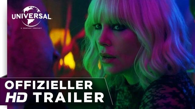 "REVIEW ""ATOMIC BLONDE"" (Kinostart: 24. August 2017)"