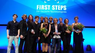 """VERLEIHUNG DER """"FIRST STEPS AWARDS"""" 2017"""