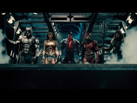 "Review ""Justice League"": Teambuilding am Reißbrett"