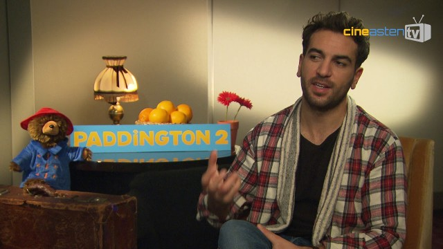"Interview mit Elyas M'Barek zu ""Paddington 2″"