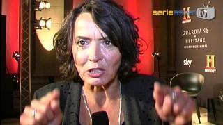 """Interview mit """"Tatort-Kommissarin"""" Ulrike Folkerts zu """"Guardians of Heritage – Hüter der Geschichte"""""""