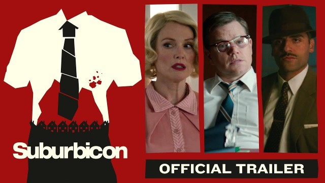 "REVIEW ""SUBURBICON"""