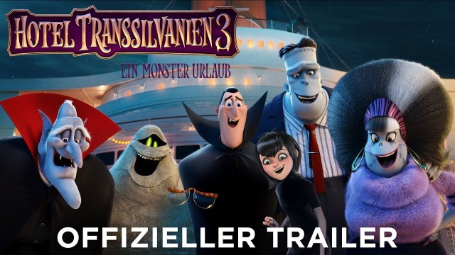 TRAILER: HOTEL TRANSSILVANIEN 3