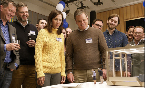 "Review: ""Downsizing"""