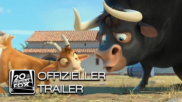 """""""FERDINAND – Geht STIERisch ab!"""" 1 Film, 2 Meinungen (Review)"""