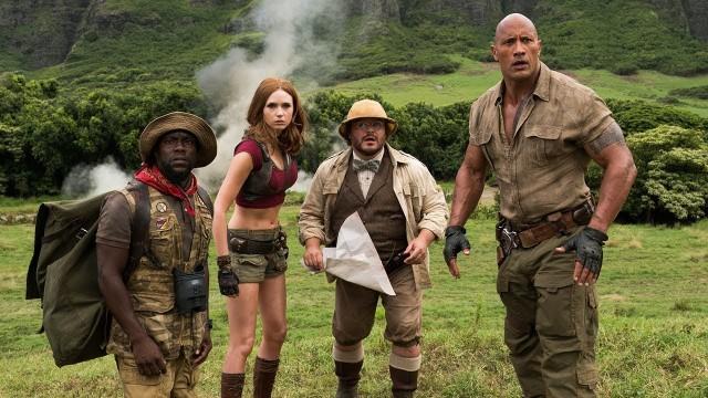 Review: JUMANJI – Willkommen im Dschungel