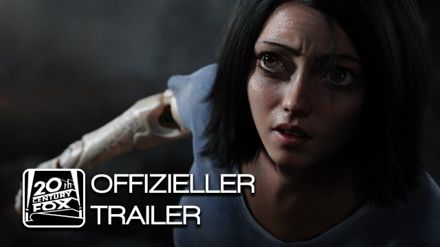 TRAILER: Alita – Battle Angel