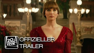 """Trailer: """"Red Sparrow"""""""