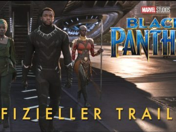 Black Panther Promo Bild