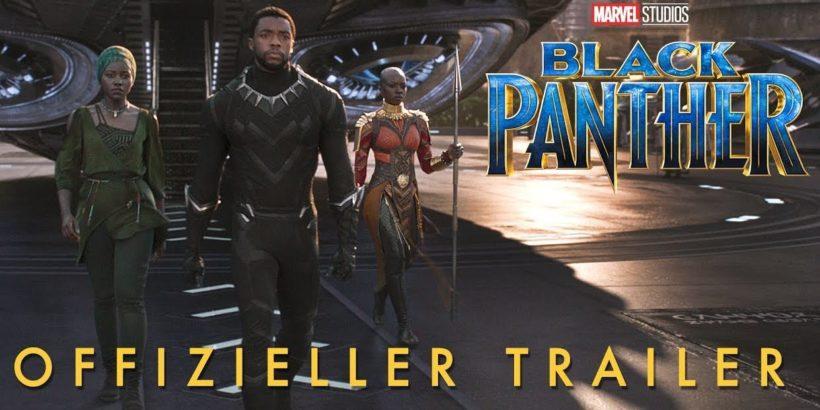 Black Panther Promo Bild