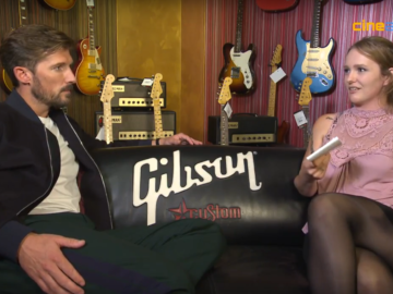 Interview Gwilym Lee